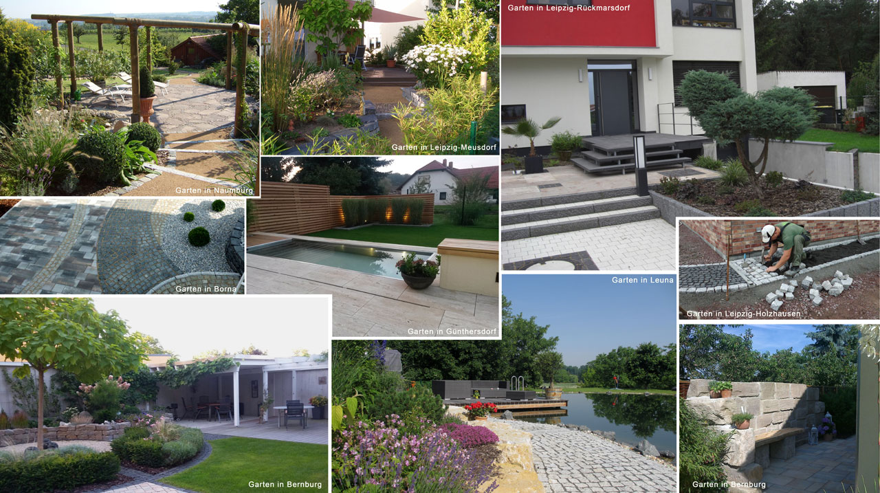Referenzen - Private Gärten | Reculta Garten- und ...